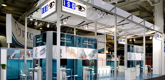 ISD - Messebau - Industrie Messe 2007