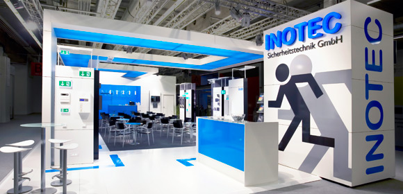 Inotec - Messebau - Light & Building 2010
