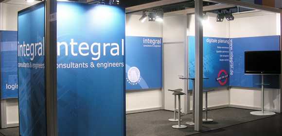 Integral - Messebau - Logimat 2009