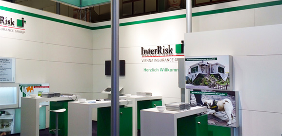 InterRisk - Messebau - LVFM 2013