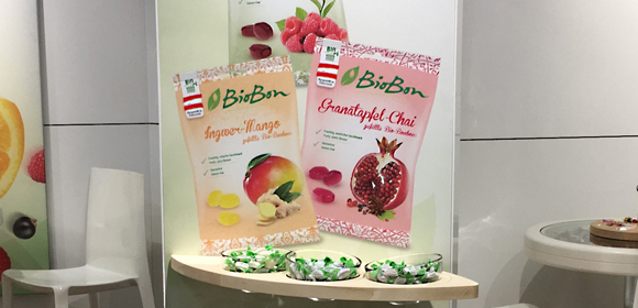PEZ International - Messebau - Biofach 2017