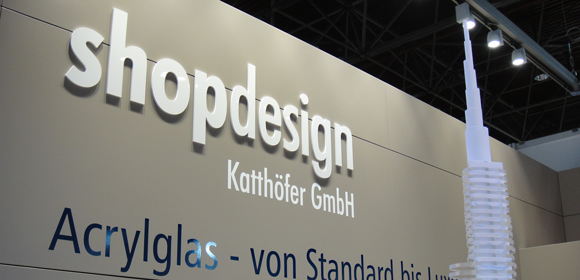 Shopdesign - Messebau - Euroshop 2017