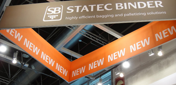 Statec Binder - Messebau - Interpack 2014